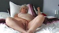 Cunt fingering granny