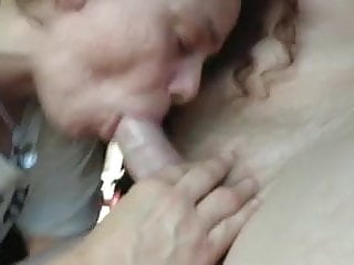 Street Whore Quick Cum Swallow In Car