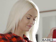 Babes - The Fairer Sex  starring  Lena Love and Kira Zen cli