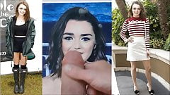 Cum Tributes for Maisie Williams