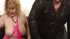 Gordo maduro con verga gruesa
