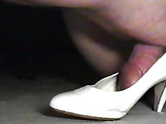 Vintage : Very first video of wife's shoes fucking from 1996