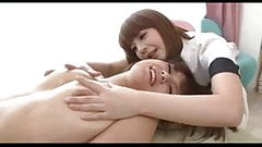 Japanese Lesbian Beauty Salon - Part 1