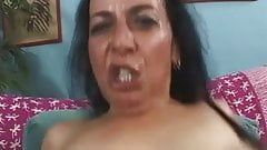 Sexy Hairy Milf Gets Boned
