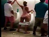 Public Bathroom in North Carolina