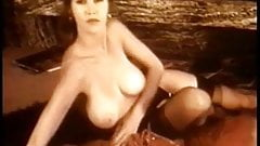TEACH ME, TIGER - vintage nylons striptease stockings
