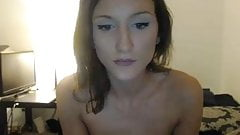 Hot webcam facial