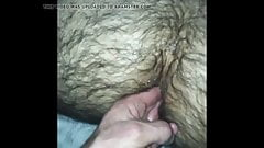'Let's Give It Two' - BB-LONG FINGERING of Seeded Hairy Hole