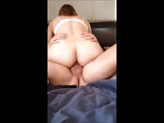 Wife creampied by bull