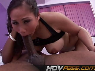 HDVPass Jessica Bangkok loves big black cocks