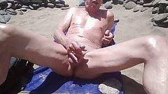 My Cock in Gran Canaria