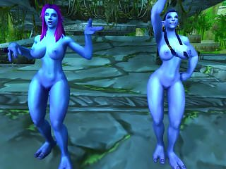 Preview 6 of Warcraft Troll Girls