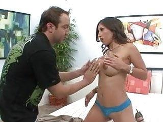 Alexis Breeze Takes A Nice Cock