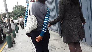 SEXY TEEN WALKING ASS SMALL