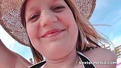 Goldie - Am Strand angesprochen