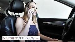 Naughty America Vanessa Roads (Katrina Jade) fucks her best