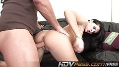 HDVPass Rebeca Linares bump and grind action