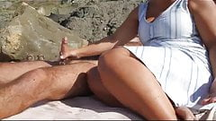 Summer Fun - Handob At The Beach
