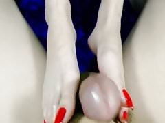 Pink Toes FJ