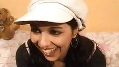 Sexy Cute Arab Teen Salma Gets Paid For Sex