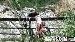 Pervs on Patrol - Amabella - Sex On a Rocky Mountain - Mofos