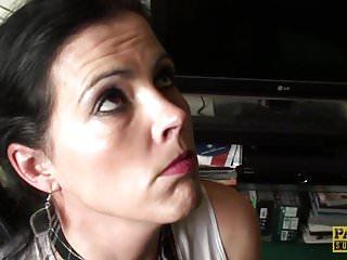 British sub bitch fingerfucked before anal