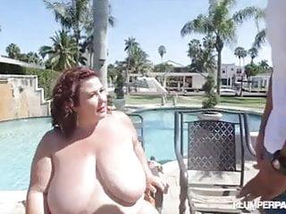 Plump Big Tit stepmother Fucks not Her stepSon's Best Friend