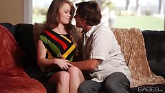 Babes.com - ALL ABOUT LOVE Madison Chandler