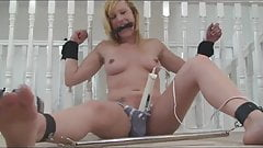 Axa Jay Tied up and Made to Orgasm