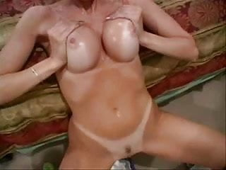 Racquel Devonshire - blowjob, titfuck and masturbation