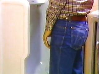 Vintage mens sweater - Renee summers - mens room whore