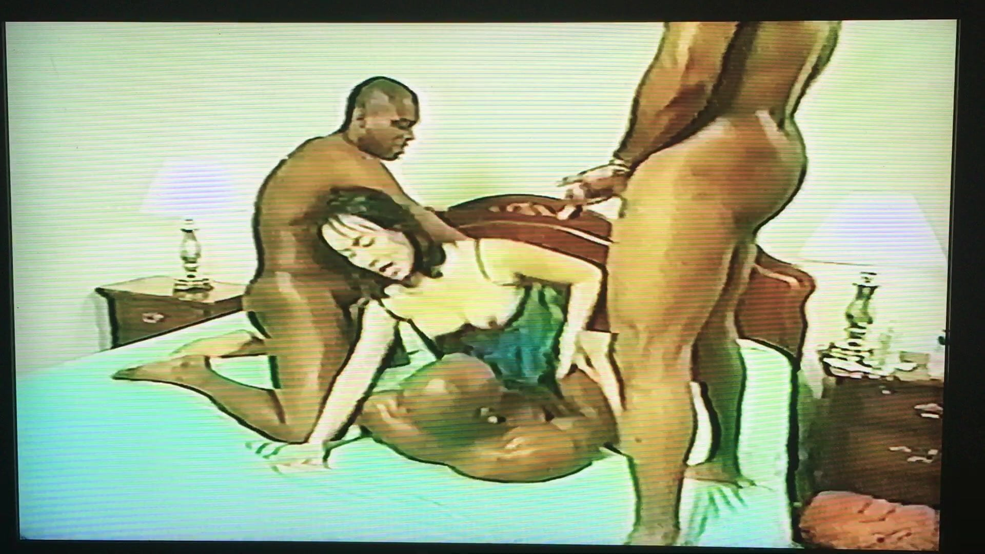 Black Pearls part 3 Asian girl Gangbanged by bbc