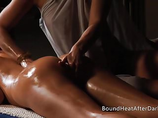 The Roman Dreams: Lesbian Massage Goes Well