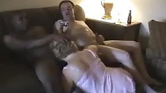 homemade cuckold hubby watchhing wife suckiing black dic's Thumb