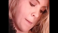 Beautiful Blonde Girl MMF Sex