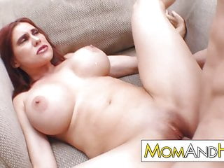Big tit MILF mom Sheila Marie fucked hard