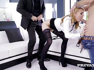 Preview 2 of Private.com - Teen Daniela Dadivoso in Her First DP