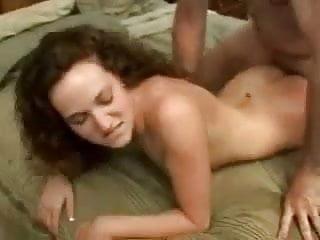 Young Brunette Amateur Casting Girl Creampie Surprise