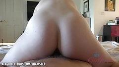 Creampie POV Horny Petite Blonde Nikole Nash ATK Girlfriends