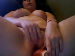 Horny Fat Chubby GF playing with her Ass and Wet Pussy-P2