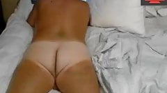 Grandpa's no tanned ass