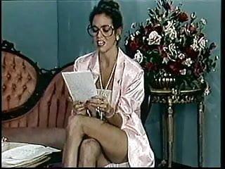Vintage roland dep 5 - Lust letters 1986 part 1 of 5: starring nina deponca