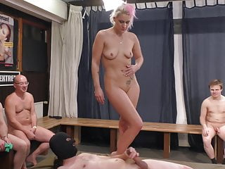Cony Clay Massage Before Gangbang