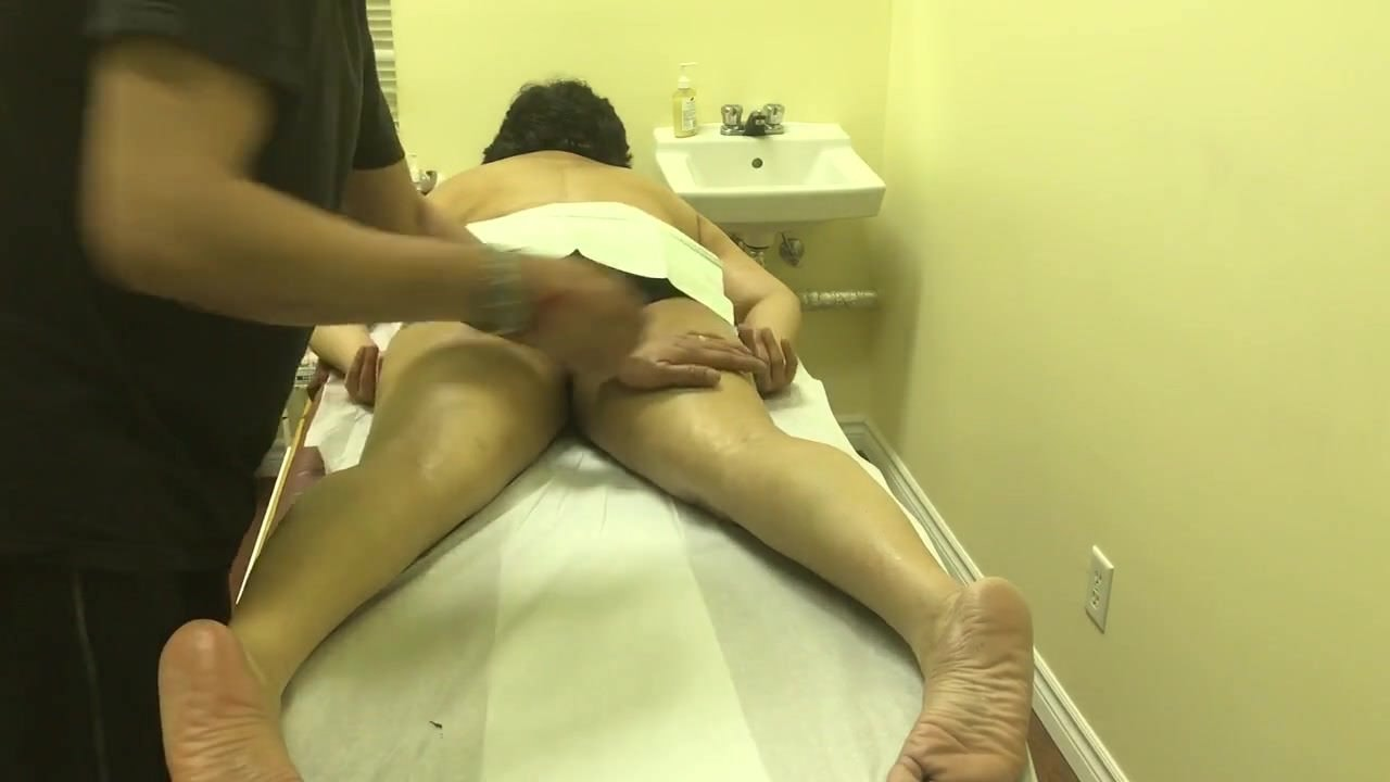 Sex in anal bathroom the