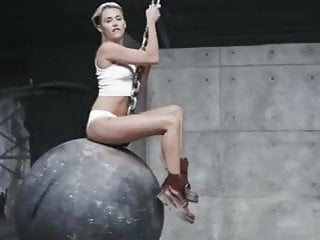 Miley Cyrus Nude Scenes - Wrecking Ball (Slowed Down) 2