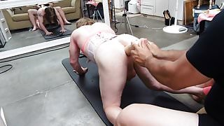 stuffing molly's hungry hole