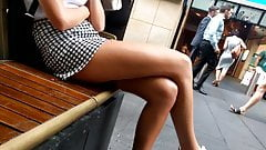Bare Candid Legs - BCL#205