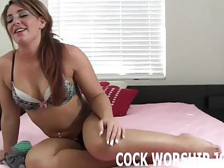 Preview 3 of You need to learn what cock feels like JOI