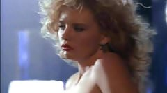 TOTAL ECLIPSE - vintage 80's stockings blonde