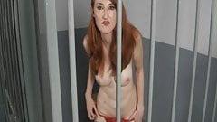 Kendra James Jail Cell JOI